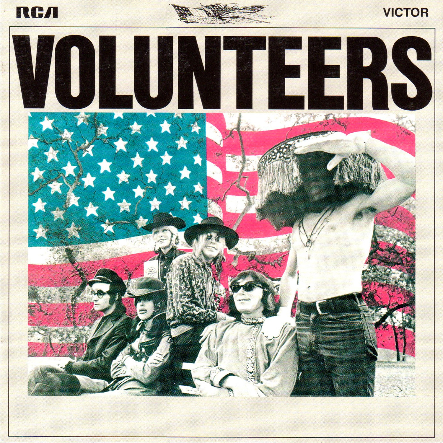 Image result for volunteers jefferson airplane single images